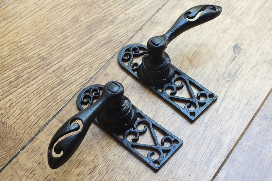 Decorative Cast Iron Handles