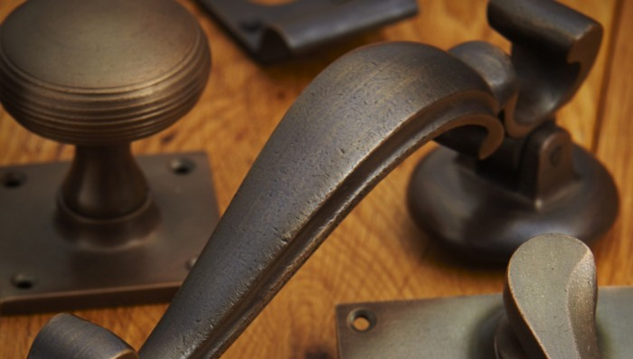 Tudor Bronze British Ironmongery