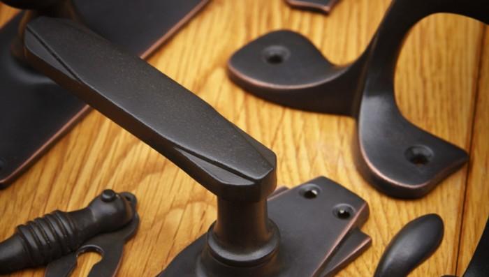 Distressed Oil Rubbed Bronze British Ironmongery