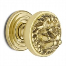 Lion's Head Centre Door Knob[[[[