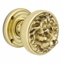 Lion's Head Door Knob[[[[