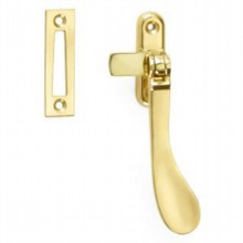 Weatherseal Locking Spoon End Casement Fastener[[[[