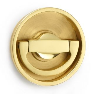 Circular Latch Handle