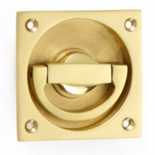 Flush Ring Handle