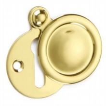 Raised Edge Covered Escutcheon