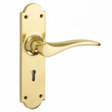 Oxford Lever Lock Door Handle