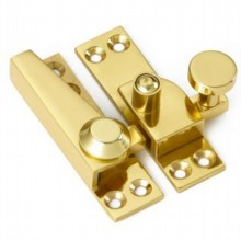 Locking Straight Arm Sash Fastener