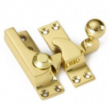Large Straight Arm Sash Fastener