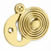 Reeded Escutcheon