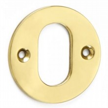 Round Escutcheon - Oval Profile[[[[