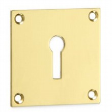 Square Escutcheon