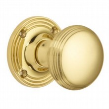 Reeded Cushion Door Knob[[[[