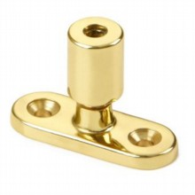 Lockable Pin for Casement Stays