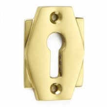 Art Deco Escutcheon