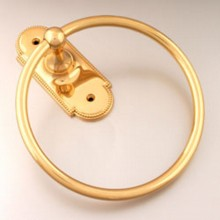 Princess Towel Ring on Backplate[[[[