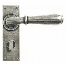 Fenwick Pewter Door Handle