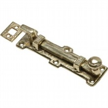 Cast Brass Door Bolt
