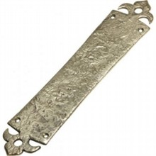 Cast Brass Finger Plate