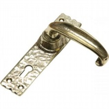 Cast Brass Door Handle[[[[