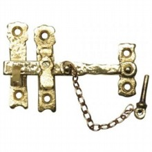 Cast Brass Thumb Latch