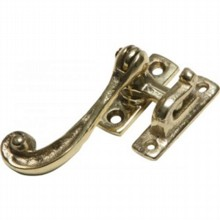 Reversible Cast Brass Casement Fastener[[[[