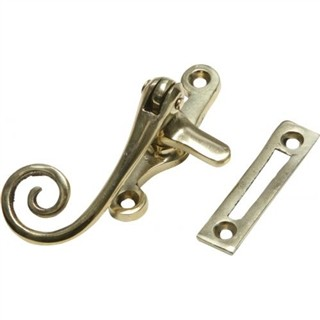 Cast Brass Casement Fastener