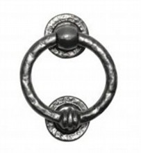 Pewter Ring Knocker
