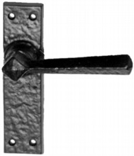 Wrought Iron Door Furniture British Ironmongery