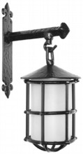Antique Black Iron  Lamp[[[[