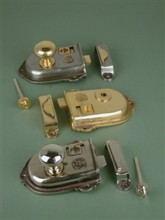Cromwell Rim Latch[[[[