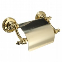 Constable Toilet Roll Holder on Rose