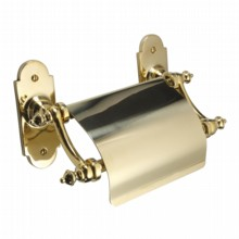 Constable Toilet Roll Holder on Backplate[[[[