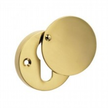 Round Euro Profile Escutcheon - Covered[[[[