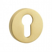 Round Euro Profile Escutcheon - Uncovered[[[[