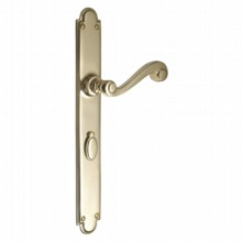 British Made Lever Lock Door Handle[British Made Bathroom Door Handle[[[
