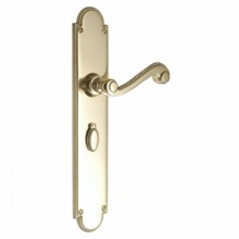 Georgian Handles on Lockplate[Georgian Handles for Bathroom Doors[[[