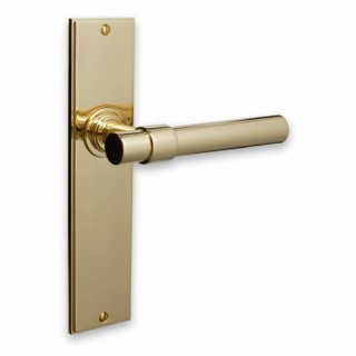 Contemporary Lock Door Handle