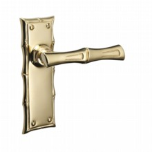 Bamboo Door Handle - Lever Latch Door Handles[[[[