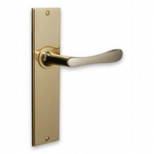 Lilliput British Made Door Handles on Plate[[[[