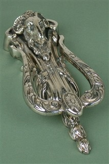 Ram's Head Door Knocker