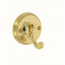 Princess Single Robe Hook on Rose