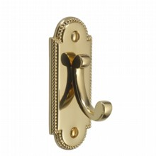 Princess Single Robe Hook on Backplate